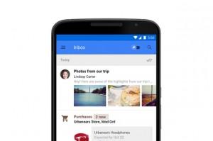 google inbox mobil